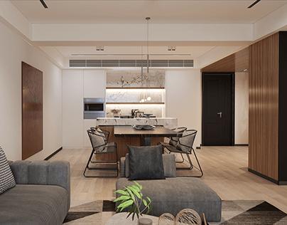 Livingroom in Unreal Engine