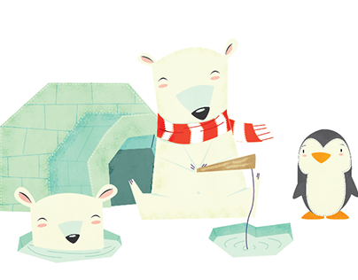 Illustrations for - CaviarMultimedia