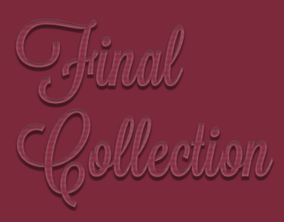 Final Collection.