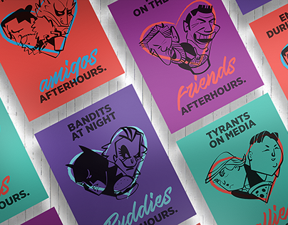Afterhours Posters
