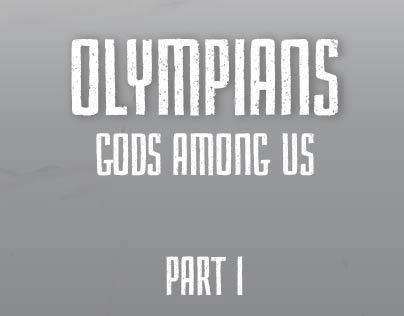 OLYMPIANS - Gods Among Us / Part I