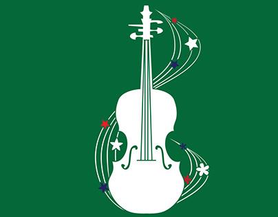 Rochester Irish Arts Logo