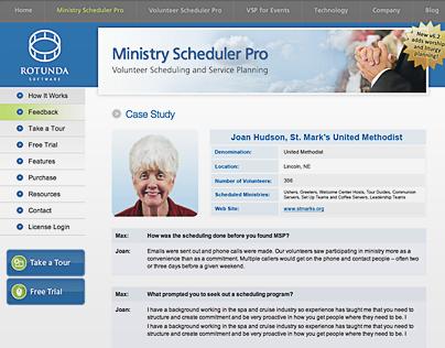MSP Case Study Design Update