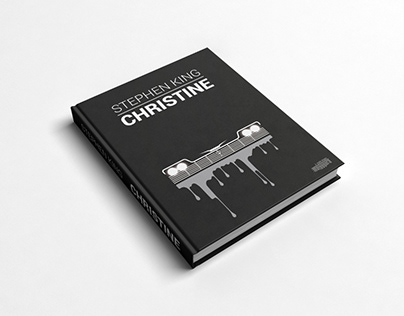 Stephen King - Christine (Book cover)