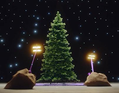 Drones & Christmas