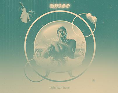 Light Year Travel EP - Visual