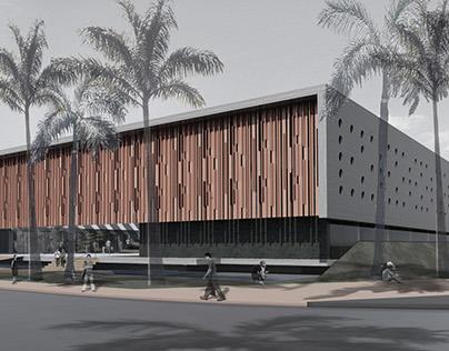 Centro de convenciones Colsubsidio Peñalisa