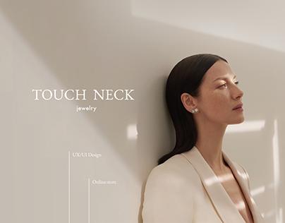 T&N Jewelry - Online store design