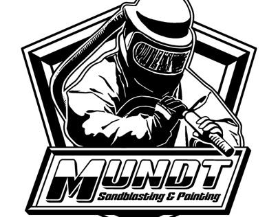 Branding for Mundt Sandblasting and Painting