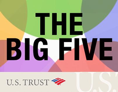 U.S. Trust Flipboard app ads