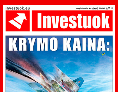 Magazin covers INVESTUOK 2013-2014
