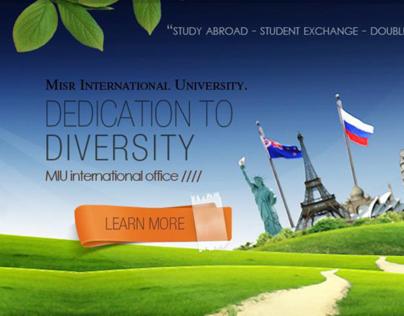 MIU Website contest