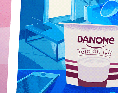 Danone's 100th Aniversary