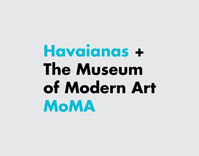 Havaianas & MoMA