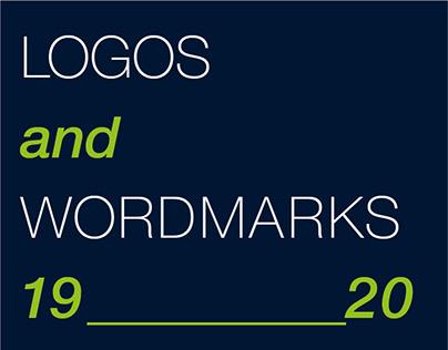 LOGOS & WORDMARKS 19 / 20