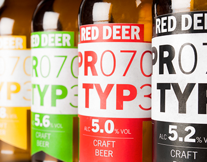 Red Deer Beer