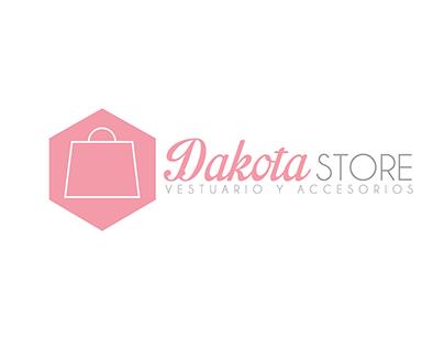 Logo Dakota Store