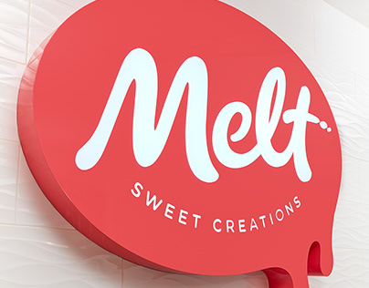 Melt Sweet Creations Branding