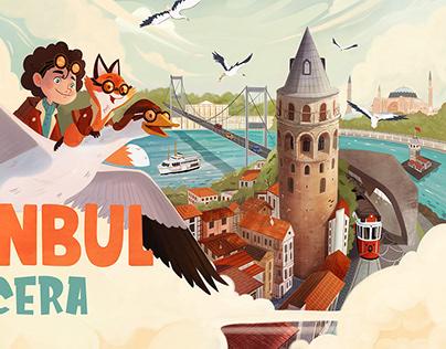 TilkiLab (Istanbul) Poster
