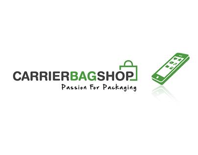 App Design - Carrier Bag Shop
