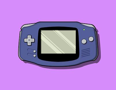 Nintendo Handheld's Illustrations