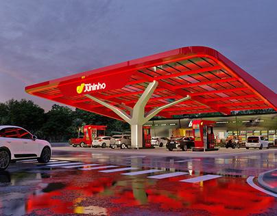 Gas Station Concept - Rede Juninho
