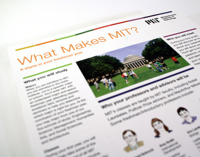 Mit Admissions One-Sheet