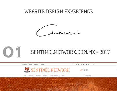 Chauri: Website Design Experience