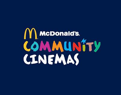 McDonalds Community Cinemas
