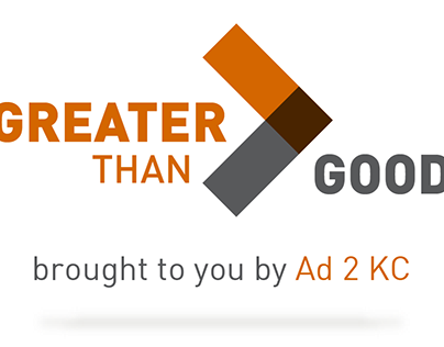Ad 2 Kansas City Greater Than Good video series