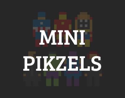 Mini Pikzels