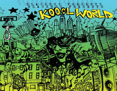 BLACKBOY | KooolWorld