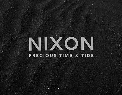 Nixon Slow Tide Slow Time