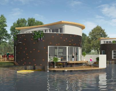 Ronde Watervilla's