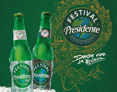 Festival Presidente Dominican Republic