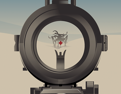 MONSTERS- DARK CONTINENT : Official Vector