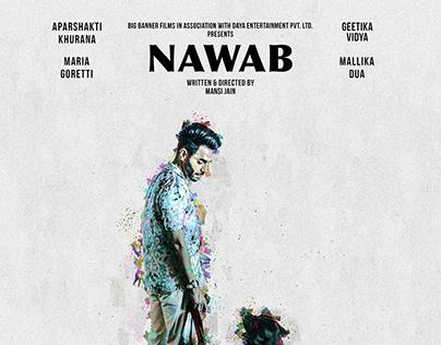 Nawab Poster Design