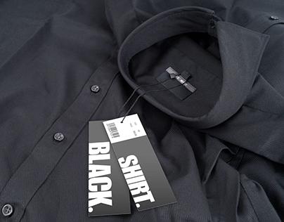 Black Clothing Co. Branding