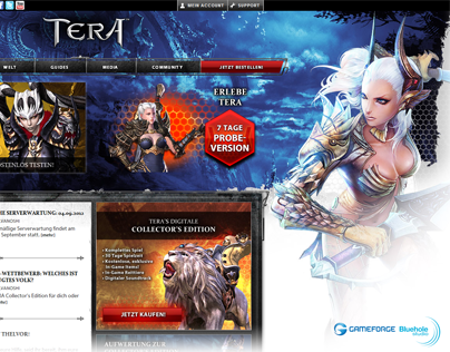 Tera Europe Community Page