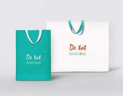 "Branding & Corporate Design: ""De tot Multipreus Nagu"""