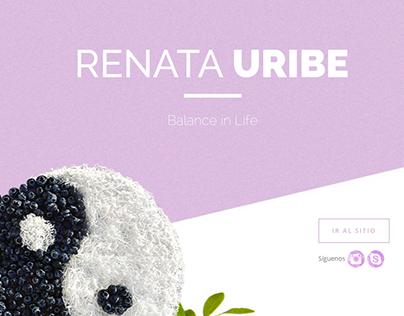 Renata Uribe | Health Coach