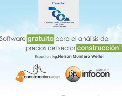 Presentation and softlatin Infoconstruccion.com