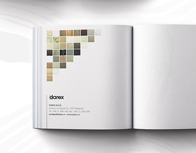 Print - catalogue design