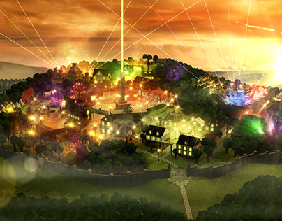 Boomtown Map