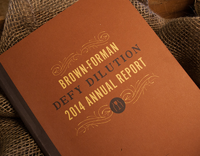 Brown-Forman Annual Report