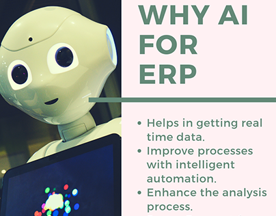 Benefits of Artificial Intelligence for ERP