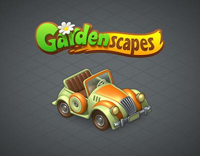 Gardenscapes (part1)