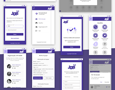 Interface JOTI Brasil 2020