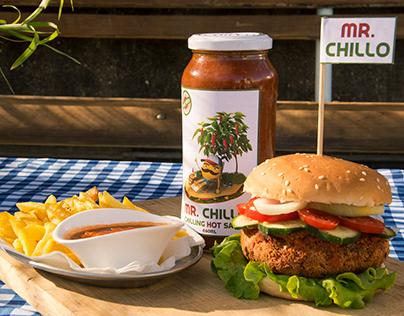 Commercial for Mr. Chillo Salsa