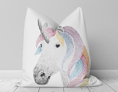 Unicorn patttern